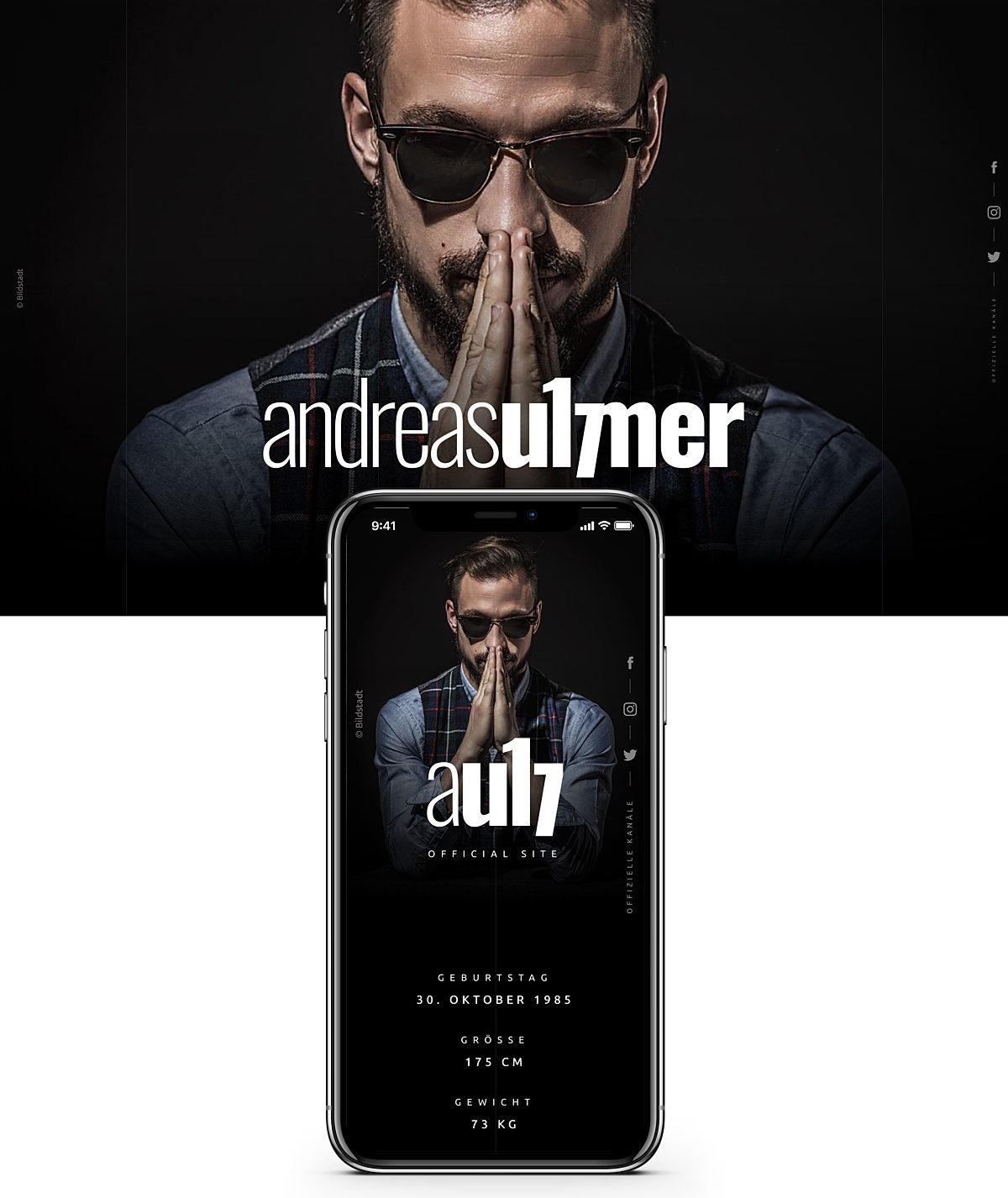 Andreas Ulmer Web Mobile